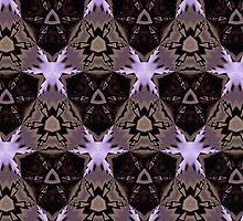 Purple Stars by Vac1