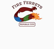 Republic City Fire Ferrets (Pro-bending) Unisex T-Shirt