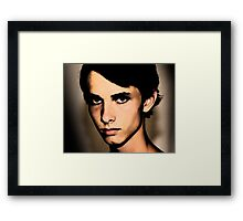 David Darko Framed Print