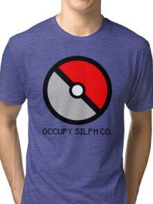 Occupy Silph Co. Tri-blend T-Shirt