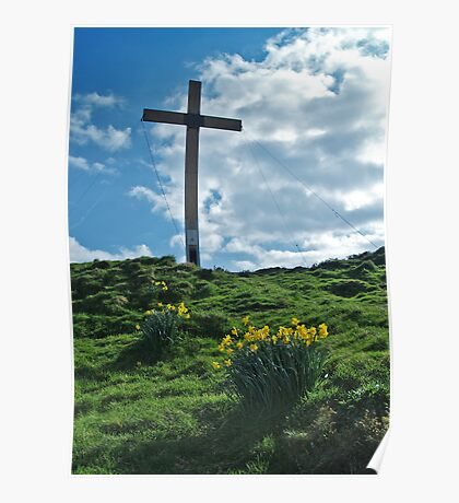 Chevin Cross Poster
