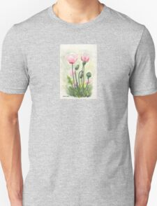 Pink Poppy Unisex T-Shirt