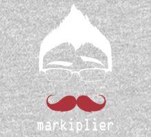 MARKIPLIER FACE One Piece - Short Sleeve