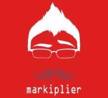 MARKIPLIER FACE Kids Tee