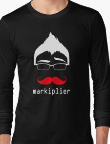 MARKIPLIER FACE Long Sleeve T-Shirt