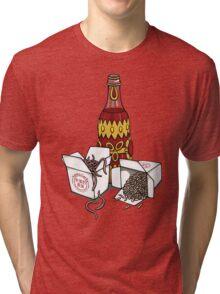 Santa Carla Takeaway Tri-blend T-Shirt