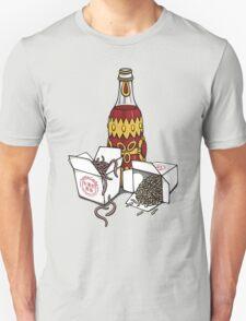 Santa Carla Takeaway T-Shirt