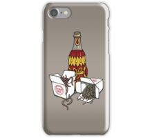 Santa Carla Takeaway iPhone Case/Skin