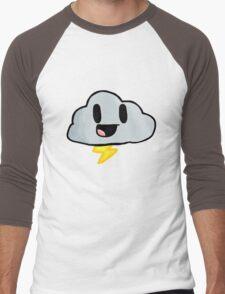 Happy Lightning Men's Baseball ¾ T-Shirt
