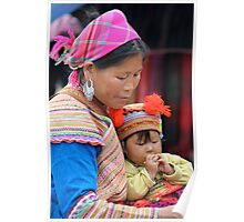 Sapa Tribes Poster