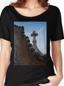 The Spine of the Dragon  Women's Relaxed Fit T-Shirt