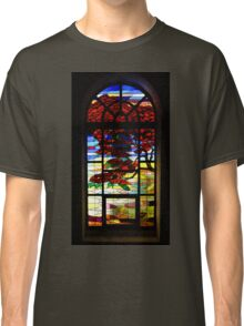 A Tale of Windows and Magical Landscapes Classic T-Shirt