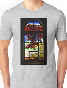 A Tale of Windows and Magical Landscapes Unisex T-Shirt