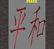 spread peace around the world Hoodie