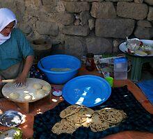 Anatolian Village Bread by Jens Helmstedt