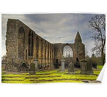 Abbey Refectory Poster