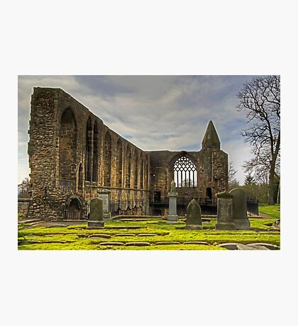 Abbey Refectory Photographic Print