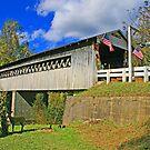 Root Road Covered Bridge by Jack Ryan