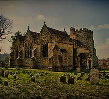 St Peter's Church, Ashburnham by Dave Godden
