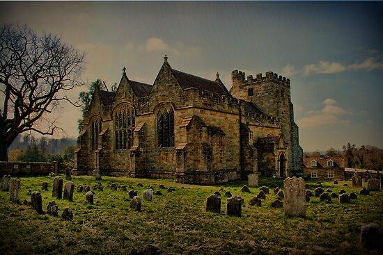 St Peter's Church, Ashburnham by Dave Godden