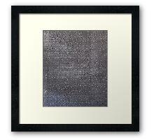 Pixel #2 Framed Print