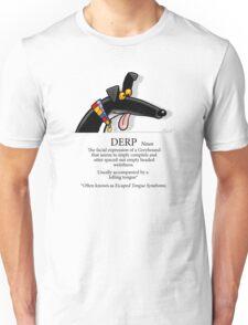 Derp Unisex T-Shirt
