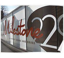 Milestone 229 Poster
