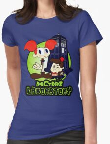 Doctor's Laboratory Womens Fitted T-Shirt
