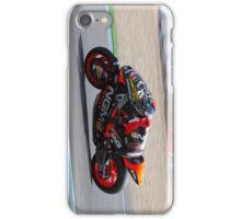Colin Edwards in Jerez 2012 iPhone Case/Skin