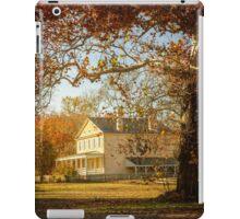 Atsion Mansion iPad Case/Skin