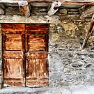 Italian Doors by Deborah Downes