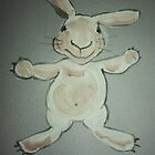 'Marvin Hartlett' - A Rabbit by SarahParsonsArt