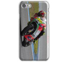 Valentino Rossi in Jerez 2012 iPhone Case/Skin