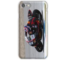 Michel Pirro in Jerez 2012 iPhone Case/Skin
