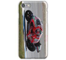 Nicky Hayden in Jerez 2012 iPhone Case/Skin