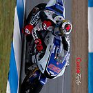 Jorge Lorenzo in Jerez 2012 by corsefoto