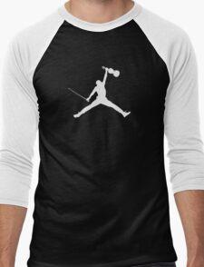 Air Violin  Men's Baseball ¾ T-Shirt