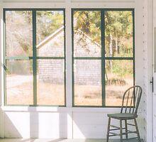 Whitesbog Village Porch by Debra Fedchin