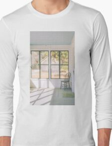 Whitesbog Village Porch Long Sleeve T-Shirt