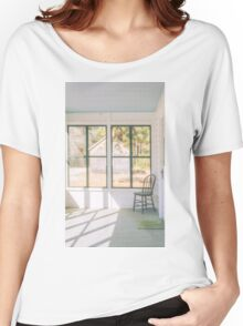 Whitesbog Village Porch Women's Relaxed Fit T-Shirt