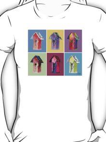 Birdhouse Condos T-Shirt