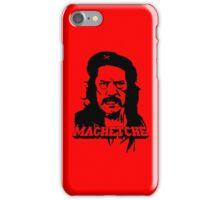 MachetChe iPhone Case/Skin