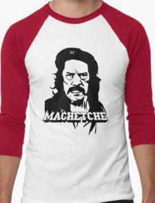MachetChe Men's Baseball ¾ T-Shirt