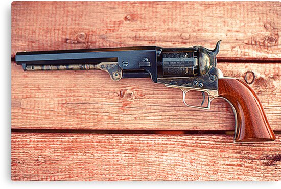 1851 Colt Navy by Phil Campus