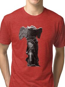 Nike the winged goddess of victory Tri-blend T-Shirt