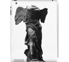 Nike the winged goddess of victory iPad Case/Skin
