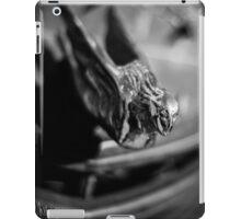 Cadillac Hood Ornament iPad Case/Skin
