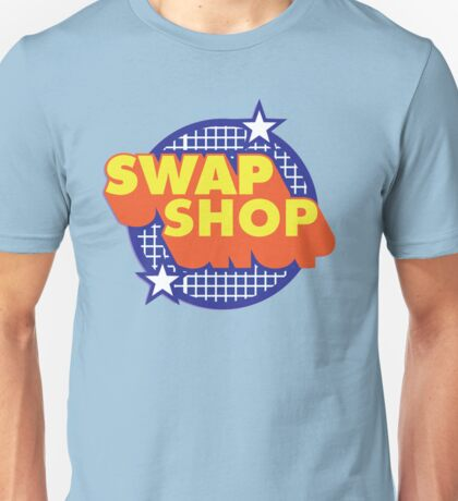 Swap Shop Unisex T-Shirt