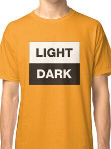 Light · Dark Classic T-Shirt