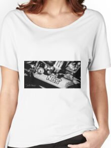 NOS Steampunk Cadillac Women's Relaxed Fit T-Shirt